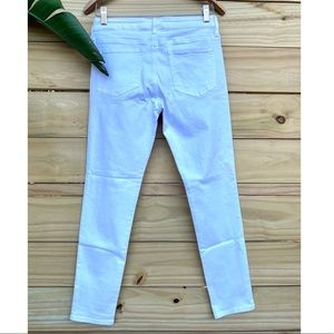 UNIQLO Skinny Fit White Jeans Size 27 NWT